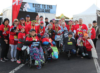 Race to end Duchenne Mission