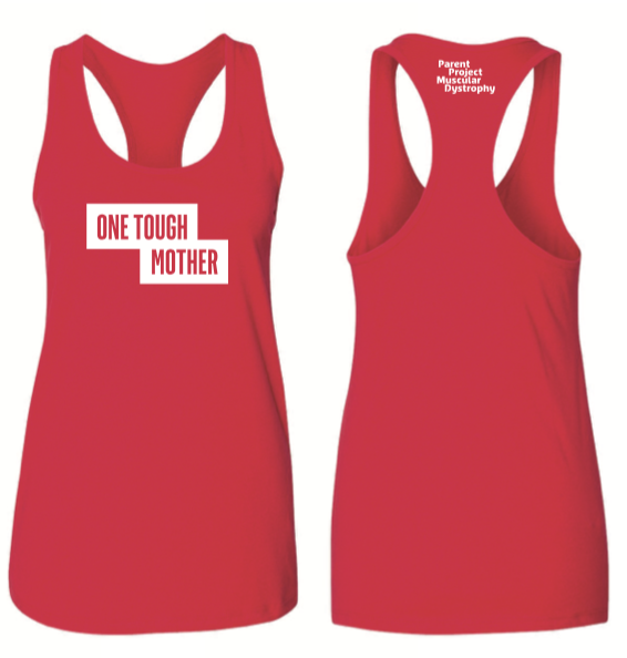 One Tough Mother Racerback Red