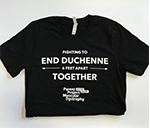 Click here for more information about End Duchenne 6 Feet Apart T-shirts