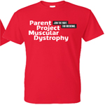 Click here for more information about PPMD T-Shirt - Red