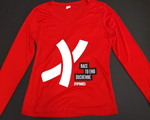 Click here for more information about Race to End Duchenne - Long sleeve Tech Shirt - Adult Men's