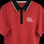 Click here for more information about PPMD Red Adidas Golf Shirt